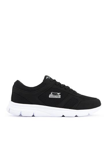 Slazenger Slazenger ESCAPE I Sneaker Kadın Ayakkabı K. Siyah